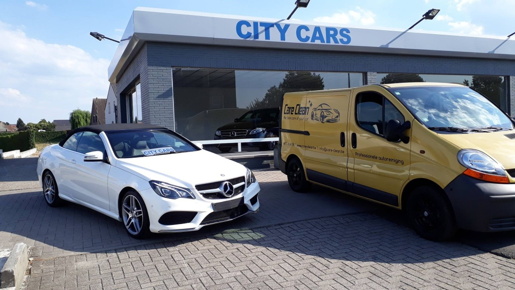 city cars mercedes